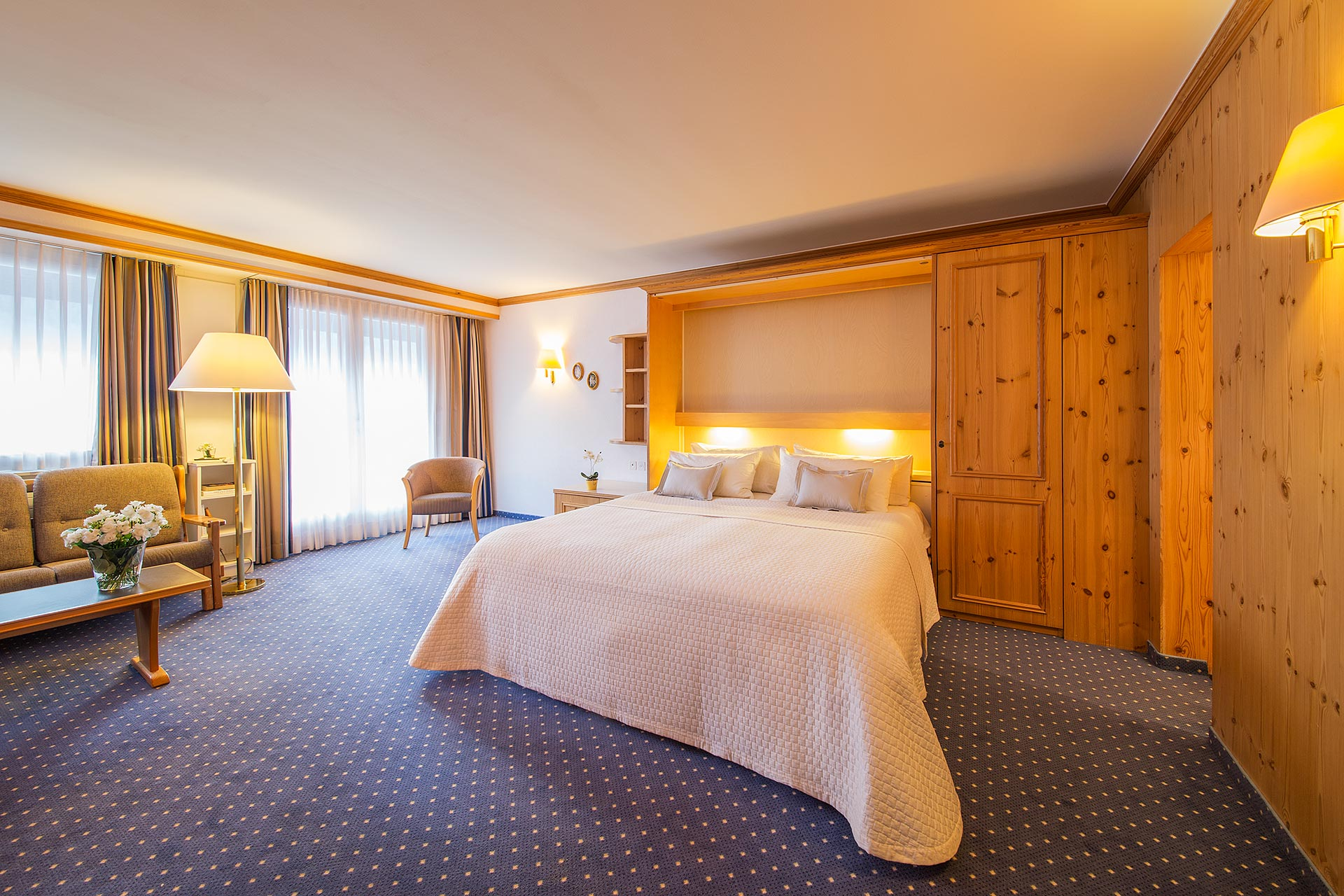 Zimmer, Preise & Dienstleistungen | Hotel Europa St. Moritz ...